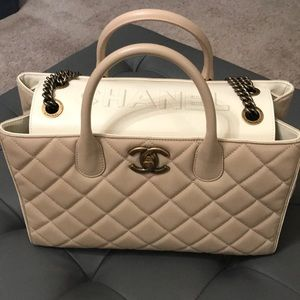 Chanel limited edition portobello tote